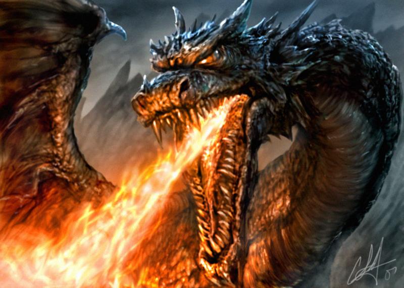 Dragon fire2